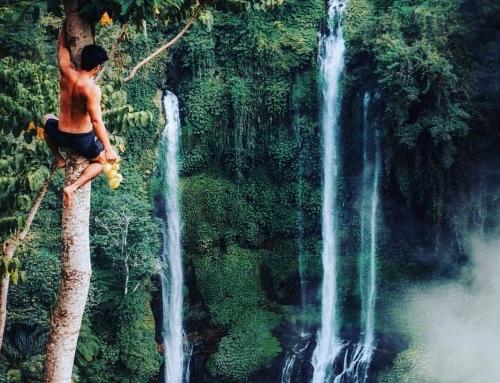 Infinity Sekumpul Waterfall, Bali Island