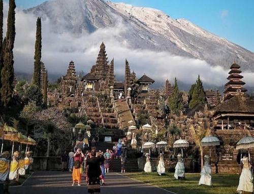 Pura Besakih Temple, Bali Island
