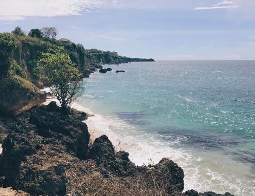 Tegal Wangi Beach, Bali Indoensia