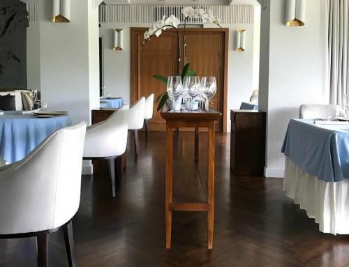 Blanco par Mandif Restaurant Bali