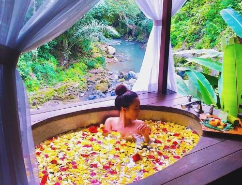 Maya Ubud Spa, Bali