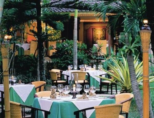 Mozaic Restaurant Bali